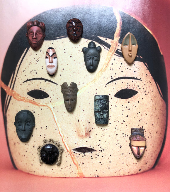 Miniature African Masks