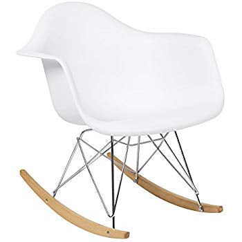 RAR Style Modern Miniature Rocking Chair