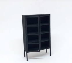 1:12 Modern Shelving Unit DIY Kit