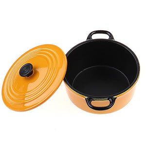 1/12 Cooking Mini Pot Pan