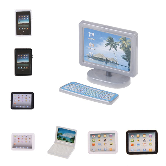 1/12 Accessories Mini-Tablet Computer