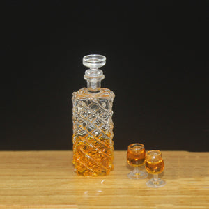 Mini Liquor Decanter