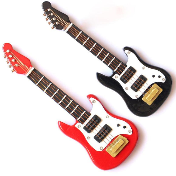 1:12 Dollhouse Electric Guitar