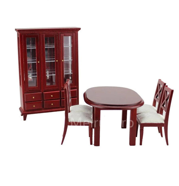 Hand Carved Dining Room Set