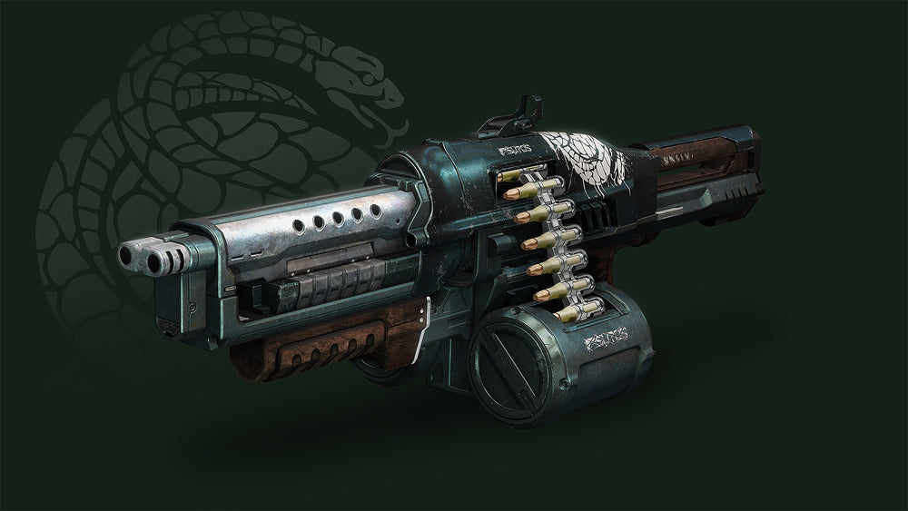 "Legendary Machine Gun - ""21% Delirium"""