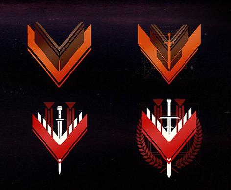 Crucible Ranking - Valor and Glory