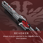 "Legendary Sniper Rifle ""Revoker"""