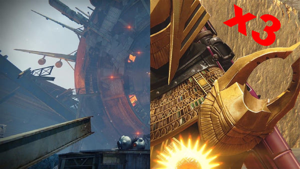 Best Destiny Carries - 3x Flawless Trials of Osiris & Wrath of the Machine Raid