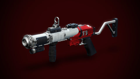 "Legendary Grenade Launcher - ""The Mountaintop"""