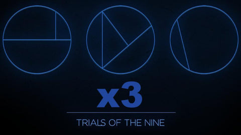 Flawless Trials of the Nine x3