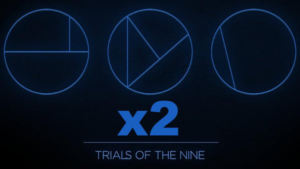 Flawless Trials of the Nine x2