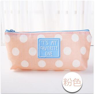 Pencil Cases - Canvas Pencil Bag for Pencil Case Lovers