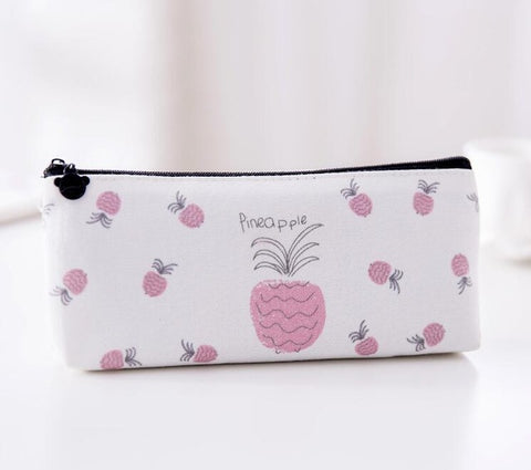 Pencil Cases - Fruity Pinks Pencil Bags