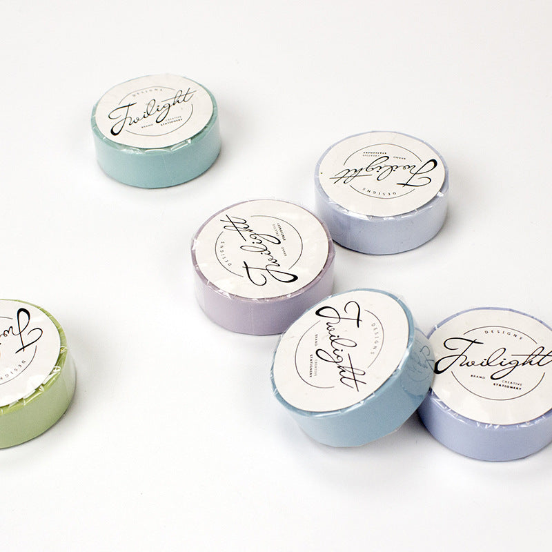 Washi Tapes - Twilight Pastel & Pantone Washi Tape Set