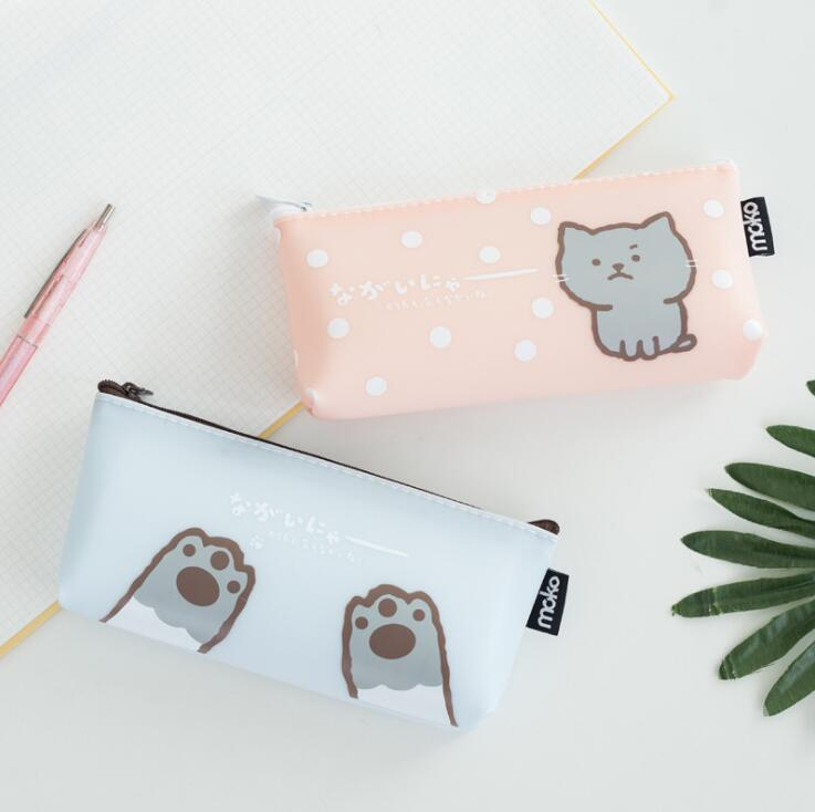 Pencil Cases - Hello Kitty Cat Pencil Bags