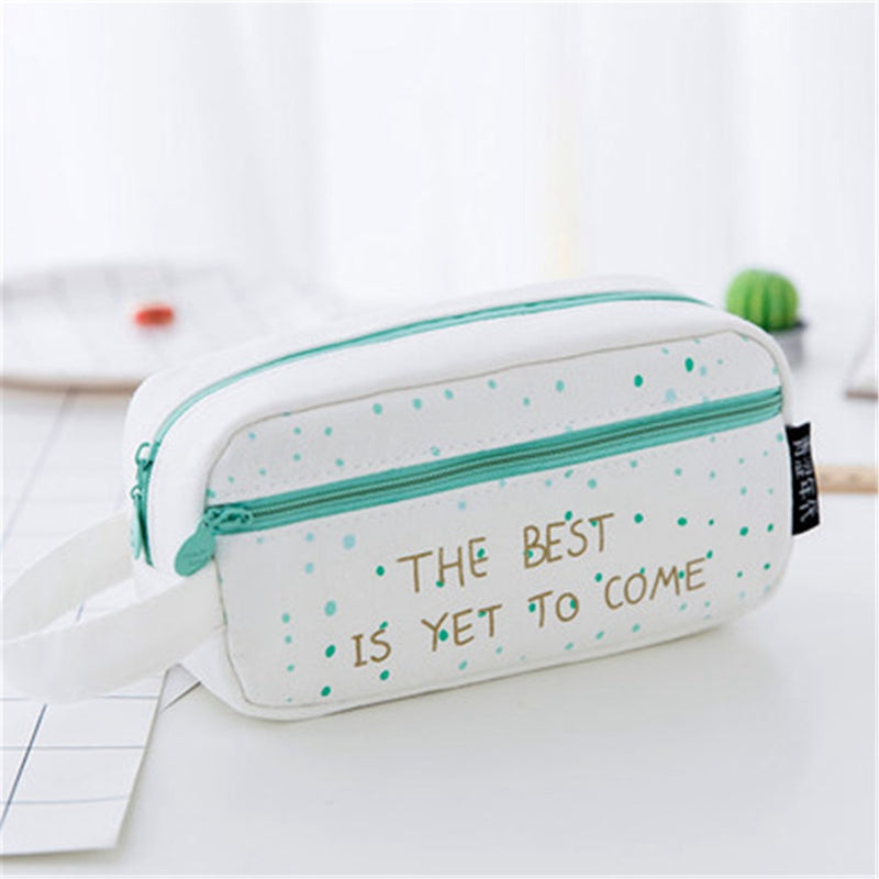 Pencil Cases - Quotable Quotes Pencil Bags