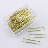 Paperclips - Tutu Rose Gold Paper Clips