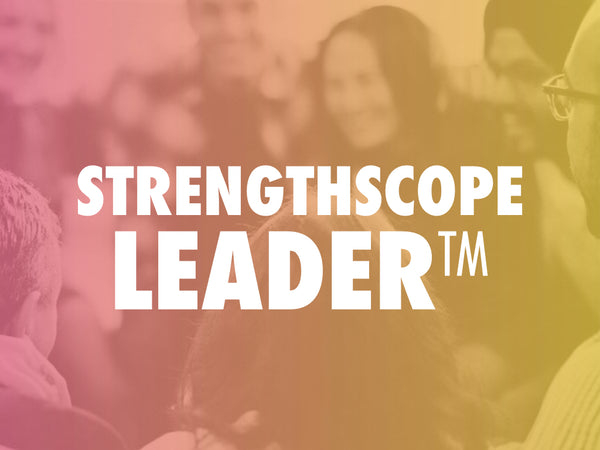Add-On: Strengthscope Leader™ Certification