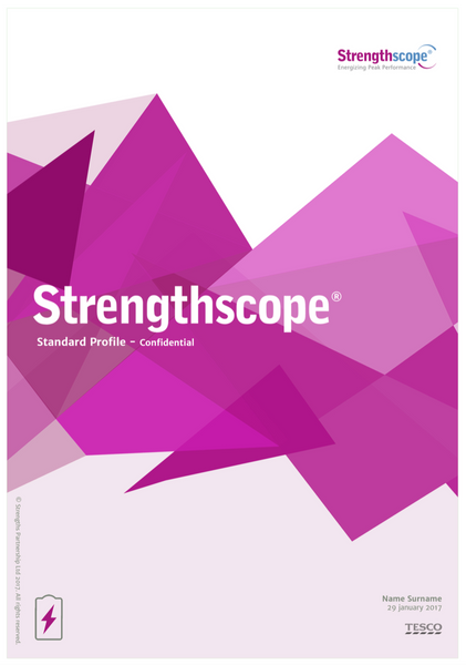 Strengthscope® Test Drive