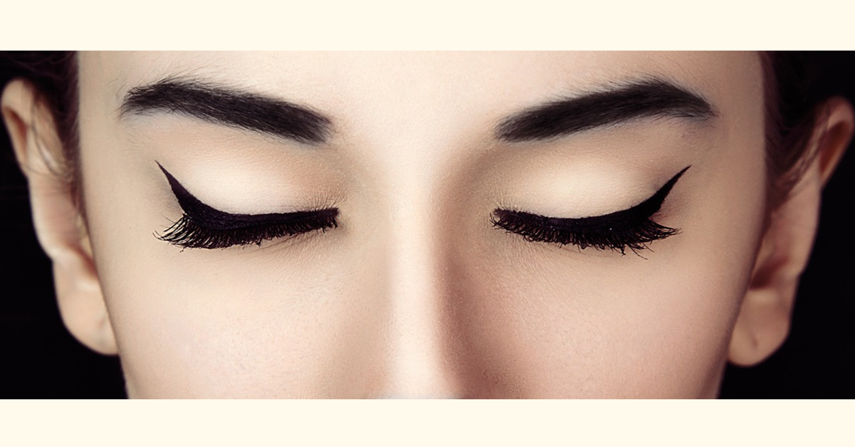 how to make cat eye make-up