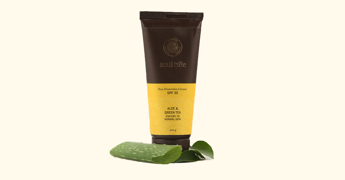 Ayurvedic Sun Screen Cream