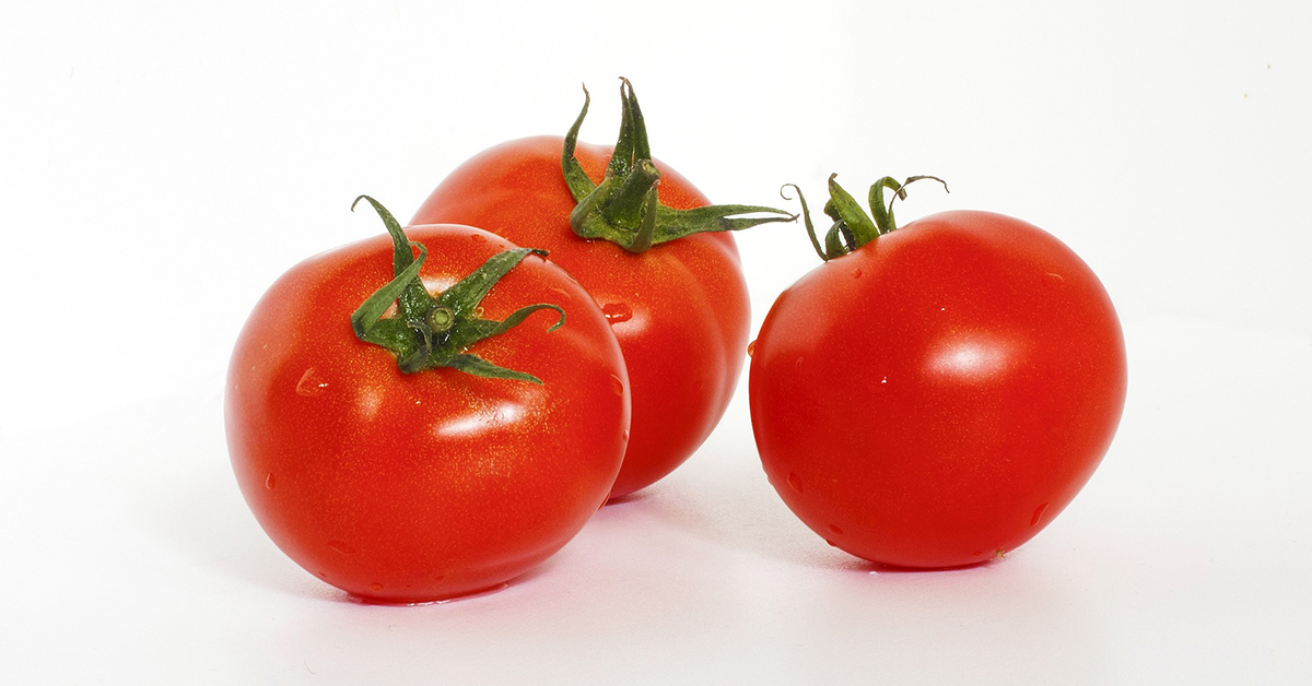 Tomatoes for our skin