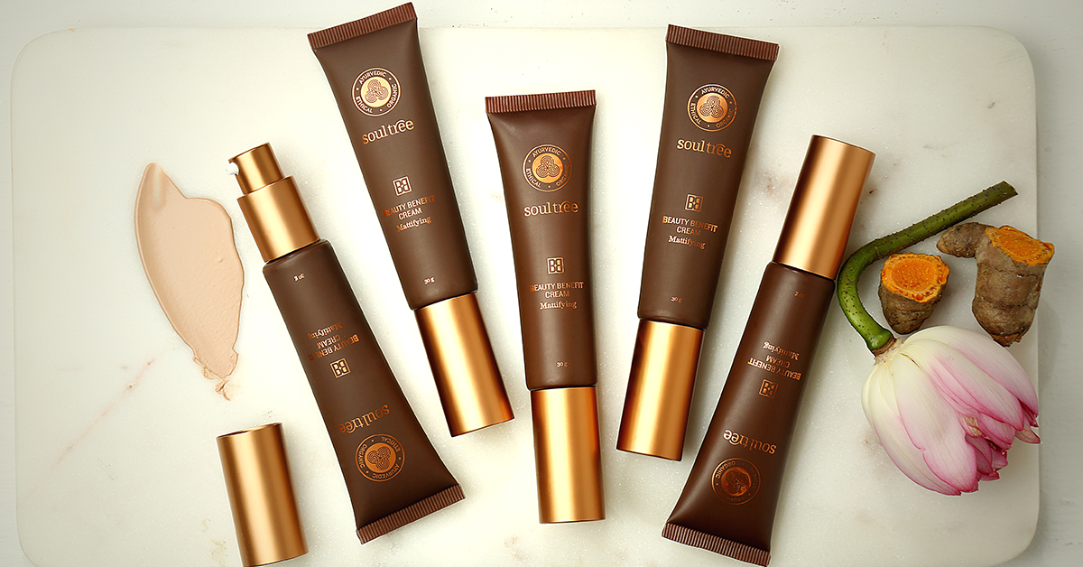 Ayurvedic and Natural BB creams