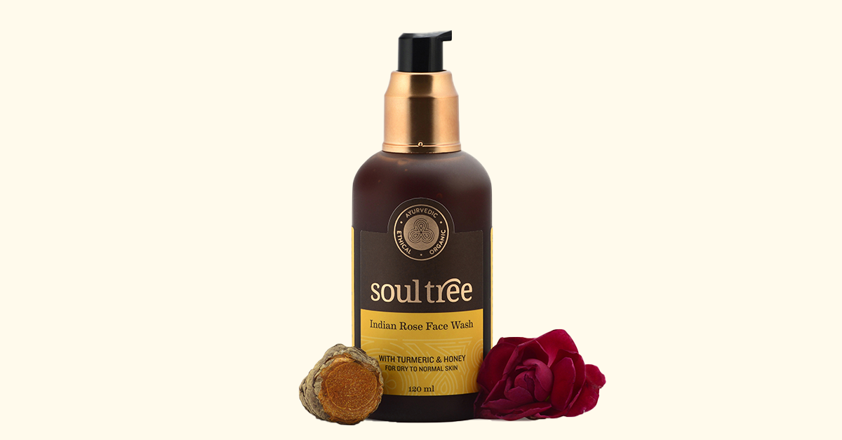 Ayurvedic and Organic Face wash