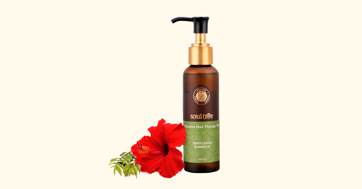 Ayurvedic and Organic Hair therapy oil
