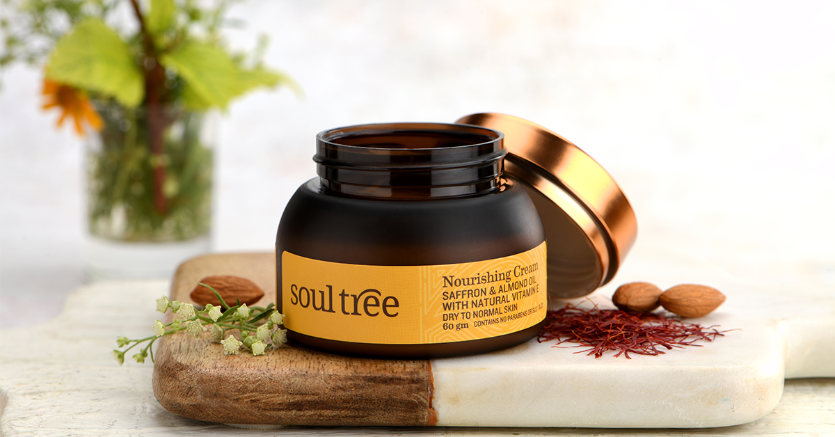 Ayurvedic and Organic Nourishing Cream