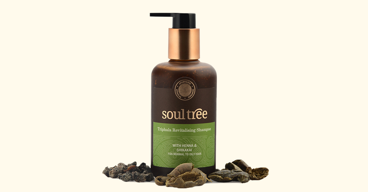 Ayurvedic and Organic Shampoo