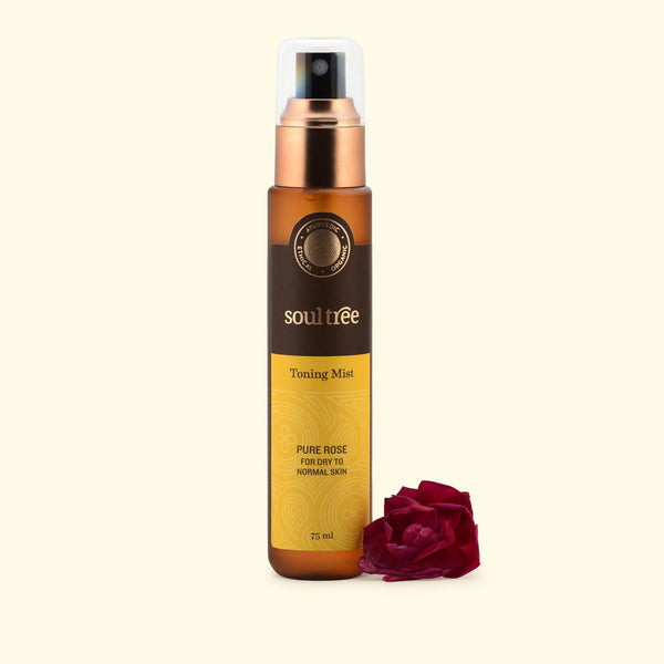 Pure Rose Toning Mist