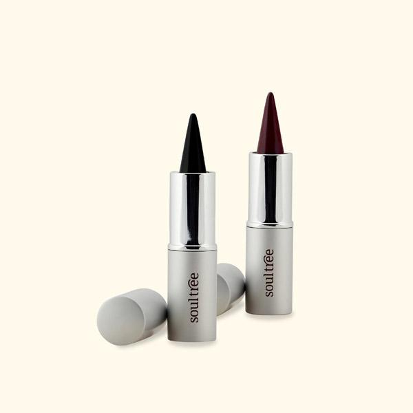 Pure Black Kajal & Robusta Brown Kajal Set