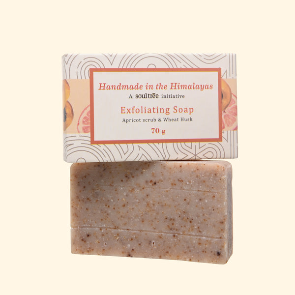 Exfoliating Soap - Offer Product