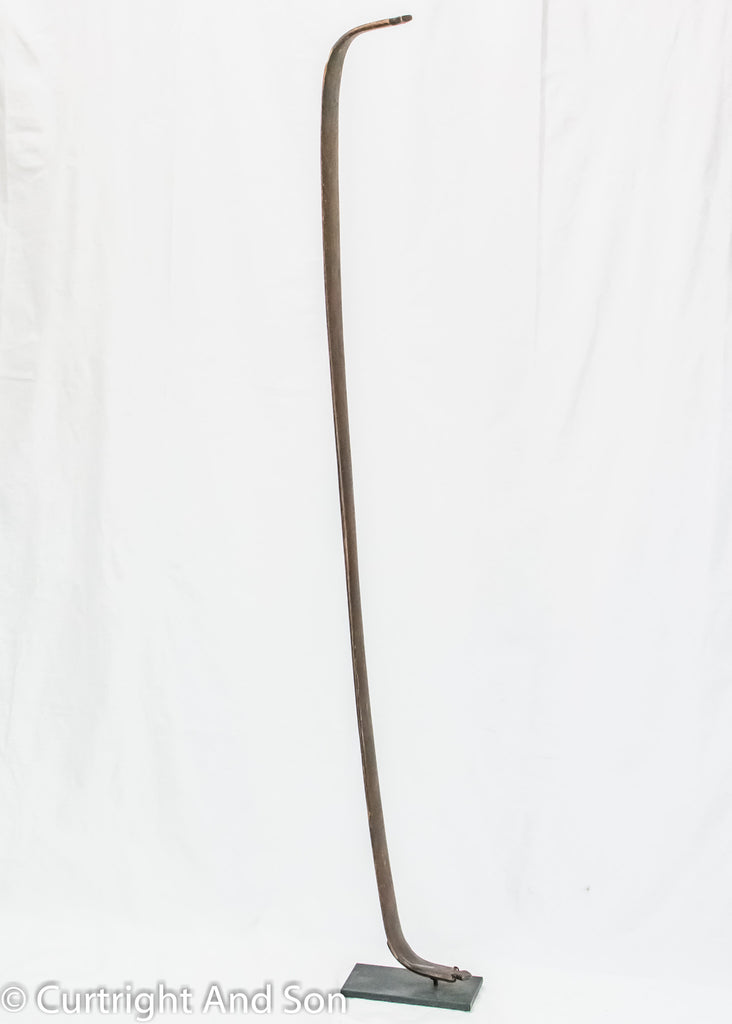 QUINAULT BOW BY CHIEF MASON CA 1900