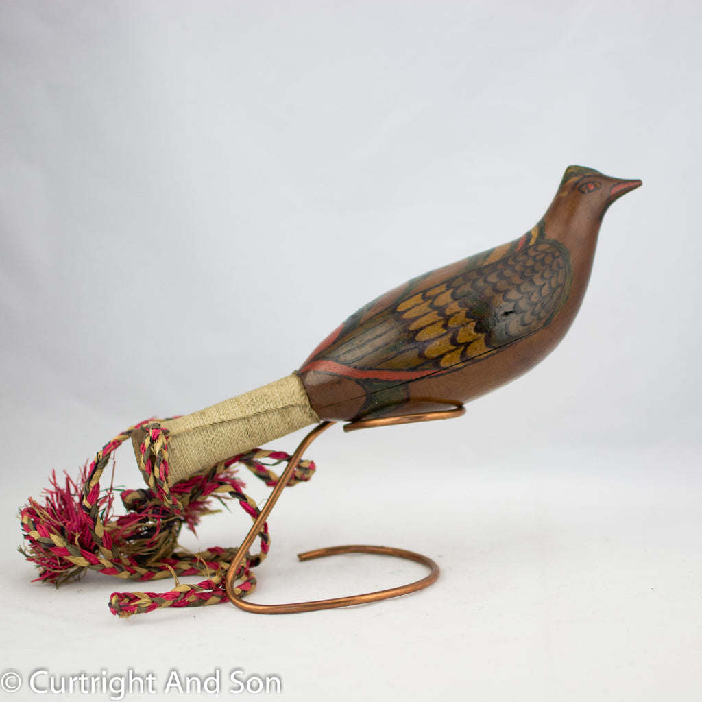 MAKAH GROUSE RATTLE