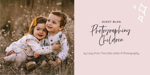 Guest Blog: Photographing Children