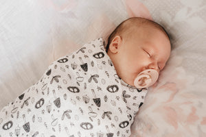 Enchanted Forest Swaddle