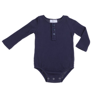 Scout Romper - Navy