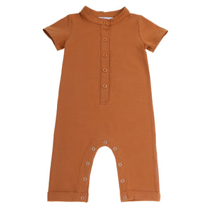 Avery Romper - Rust
