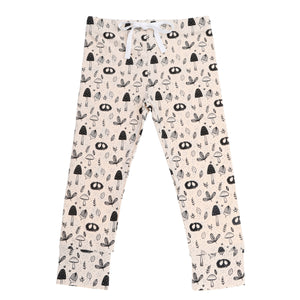 Marley Leggings - Cream