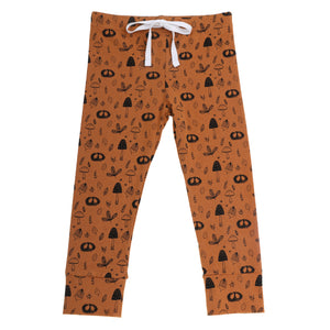 Marley Leggings - Rust