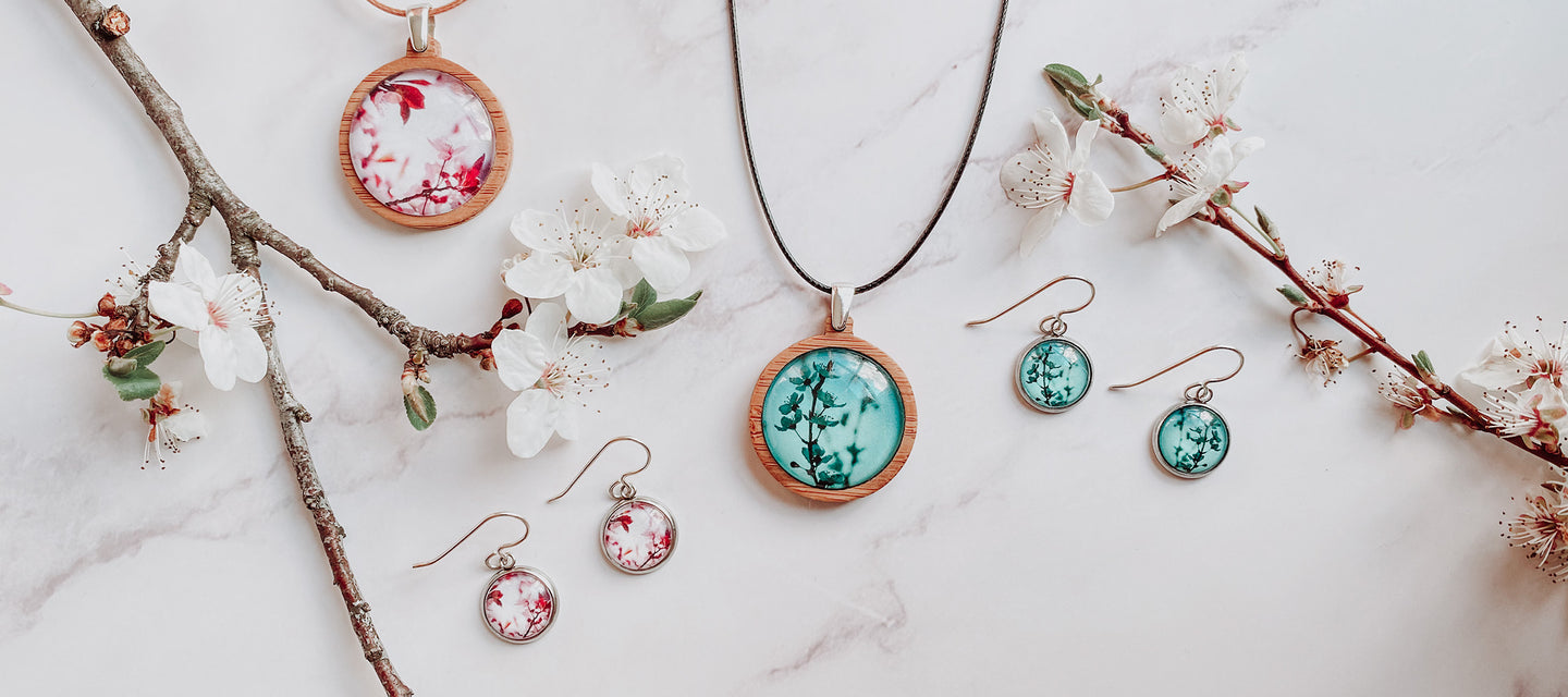 Myrtle And Me Eco Friendly Jewellery Spring Collection