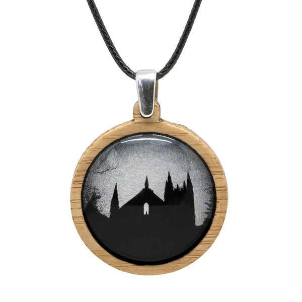 Convict Church - Pendant (Medium) - Myrtle & Me