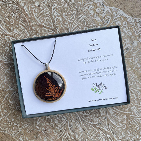Fern - Pendant (Large)