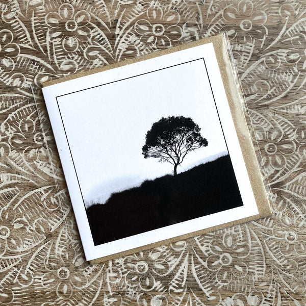 Tea Tree - Greeting Card