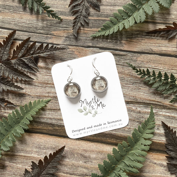 Wombat - Drop Earrings