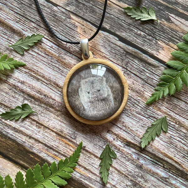 Wombat - Pendant (Medium)