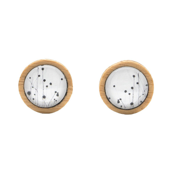 Buttongrass - Stud Earrings