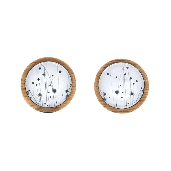 Buttongrass - Cufflinks - Myrtle & Me